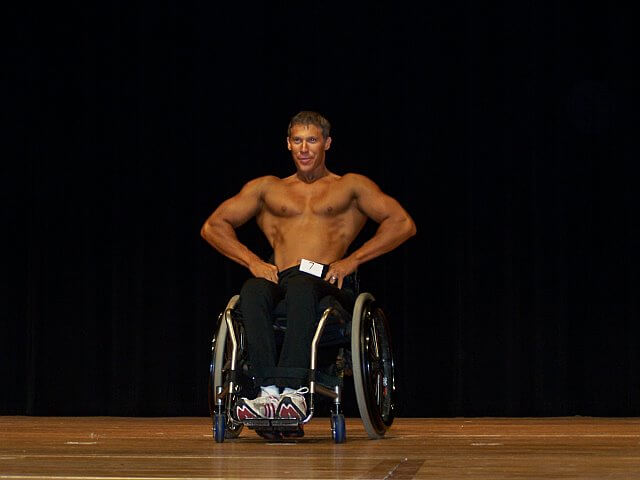 2006 NPC USA Wheelchair Championship - wheelchairbodybuilding