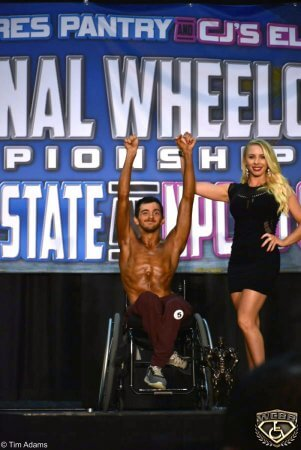 2019 NPC Wheelchair Nationals - wheelchairbodybuilding